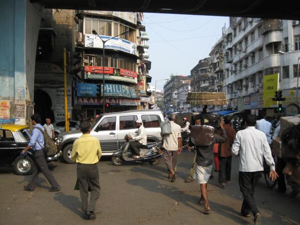Manic Mumbai